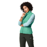 Pacific Green Windproof Insulated Vest