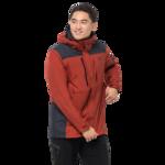 Mexican Pepper Waterproof Hiking Jacket