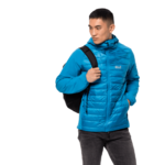Blue Pacific Hybrid Down Jacket Men