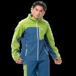 Indigo Blue Mens Hiking Jacket
