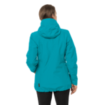 Dark Cyan 3-In-1 Hardshell Jacket Women