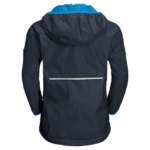 Night Blue Kids' Rain Jacket