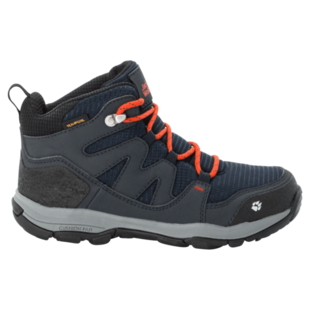 Mtn Attack 3 Texapore Mid Kids Hiking Shoes