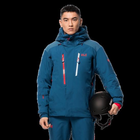 Dark Cobalt Men'S Ski Jacket