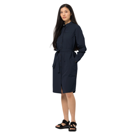Midnight Blue Mosquito Protection Dress