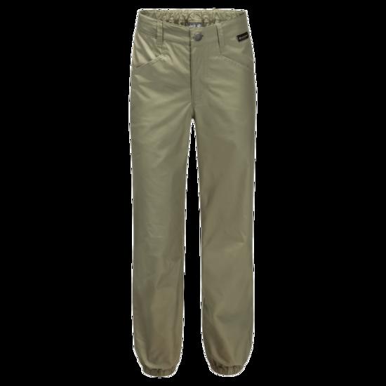 Khaki Kids' Mosquito Proof Lakeside Pants