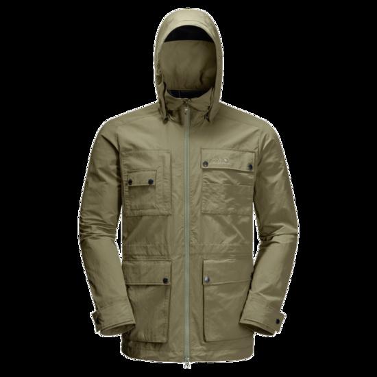 Khaki Mosquito Proof Lakeside Jacket