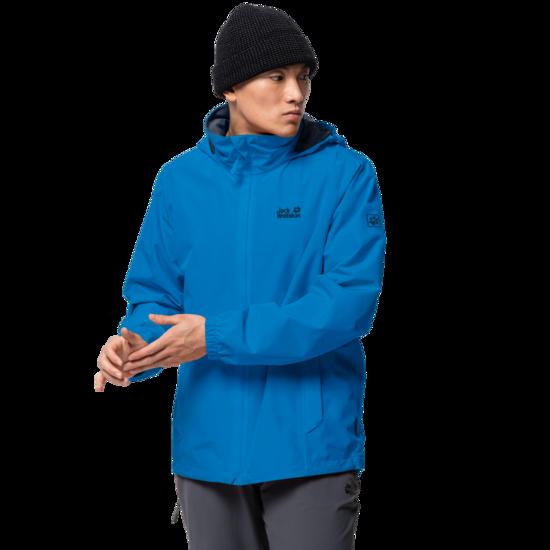 Brilliant Blue Lightweight Hiking Jacket