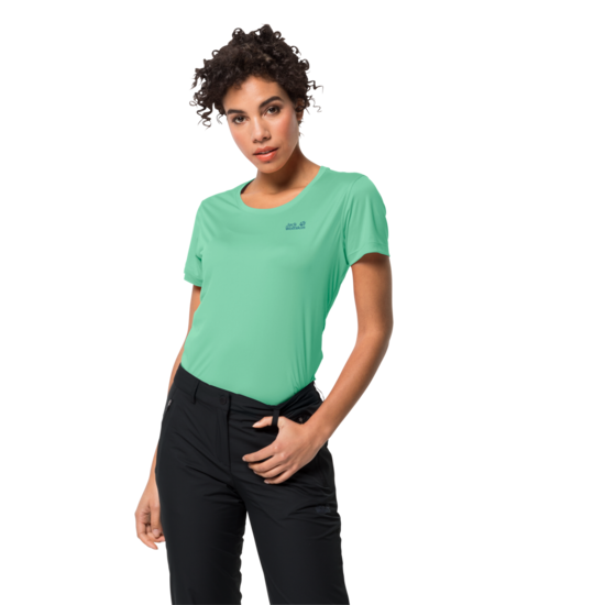 Pacific Green Womens Athletic Shirt