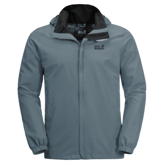 Storm Grey Hardshell Jacket Men