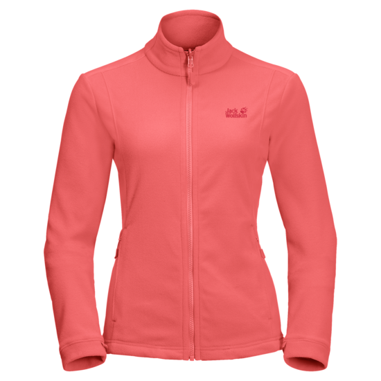 Desert Rose Lightweight Fleece Jacket