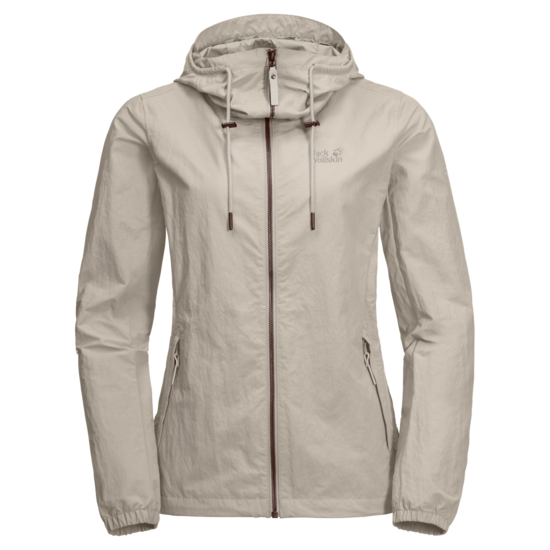 Dusty Grey Mosquito Proof Jacket Women