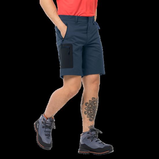 Dark Indigo Hiking Shorts