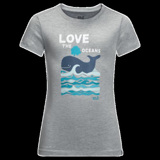 Slate Grey Kids T-Shirt