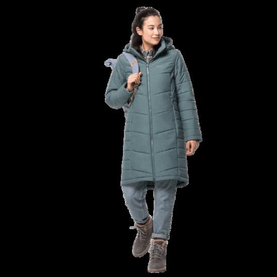 North Atlantic Windproof Quilted Coat Women